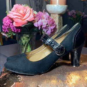 Karen Scott black pumps